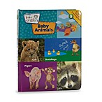 Baby Einstein Baby Animals Board Book