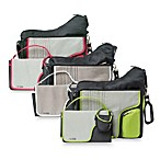 JJ Cole® System 180 Stripe Diaper Bag
