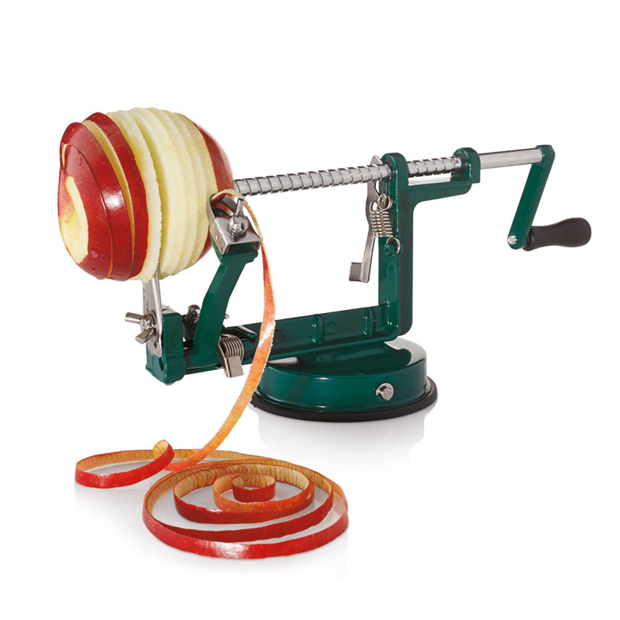 Fruit Peeler Drawing Apple Peeler With Vacuum Base