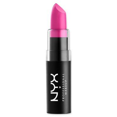 NYX Cosmetics Matte Lipstick Shocking Pink