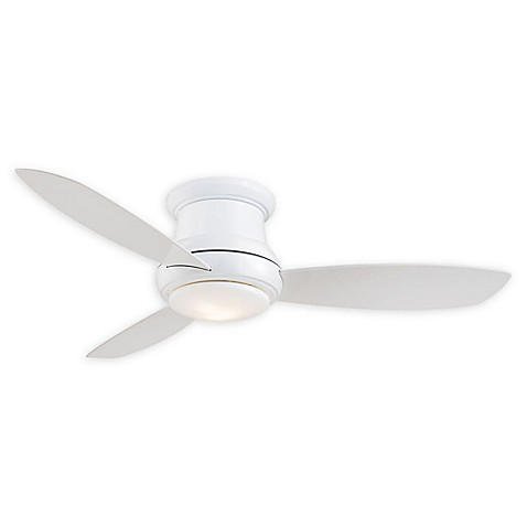 Minka Aire® Concept 52-Inch Ceiling Fan in White