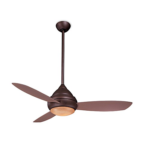 Minka Aire® Concept Wet 52-Inch Ceiling Fan in Oil Rubbed Bronze