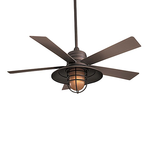 Minka Aire® Rainman 54-Inch Ceiling Fan