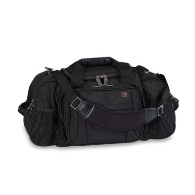 Victorinox® Mobilizer NXT™ Basic Trainer Medium Sport Duffel in Black
