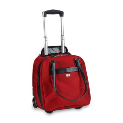 Victorinox® Mobilizer NXT® 3.0 Beret Wheeled Beauty Case in Red