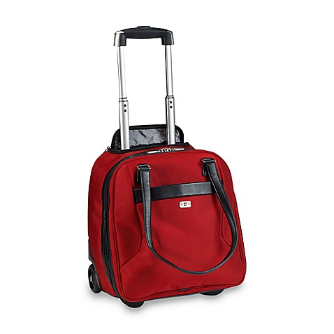 Victorinox Mobilizer NXT® 3.0 Beret Wheeled Beauty Case in Red