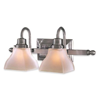 Mission Ridge Double Wall Sconce