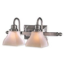Minka Lavery® Mission Ridge Double Wall Sconce