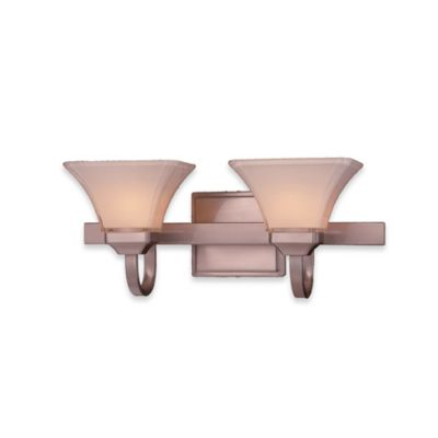 Agilis Double Wall Sconce