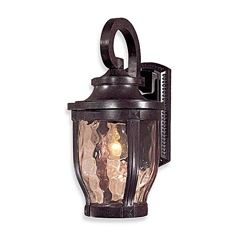 Minka Lavery® Merimack Large Outdoor Wall Sconce