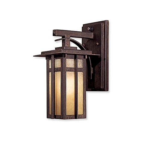 Minka Lavery® Delancey Outdoor Wall Sconce