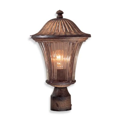 Amarante Outdoor Lamp Post Mount
