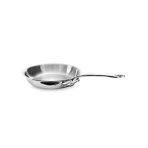 Mauviel M'cook Stainless Fry Pans