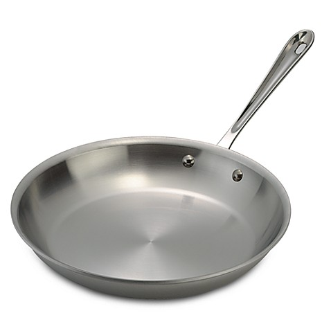 Buy All Clad Master Chef Ii 12 Inch Fry Pan From Bed Bath