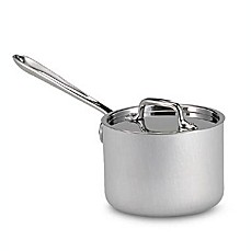 All-Clad Master Chef II 2-Quart Covered Saucepan