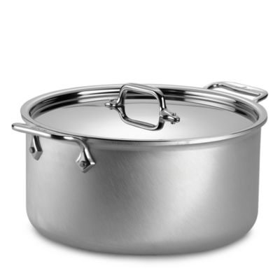 All-Clad Master Chef II 8-Quart Stock Pot