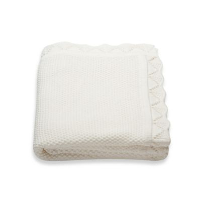 Stokke® Sleepi™ Natural Blanket100% Cotton in Classic White