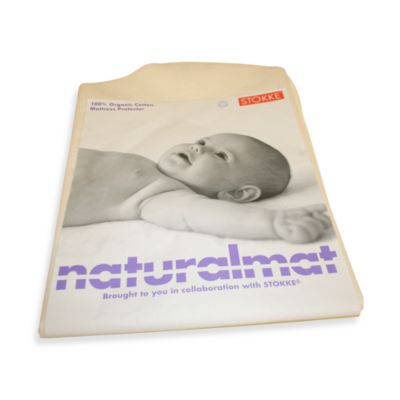 Stokke® Sleepi™ Mini Protection Sheet by Natural Mat