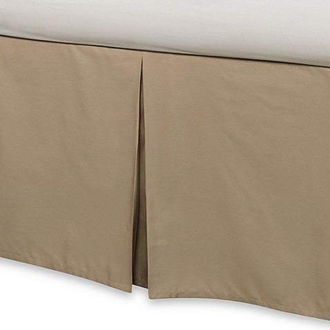 Colorblock Bed Skirt
