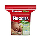 Huggies® Natural Care Unscented Baby Wipes (184 Count)