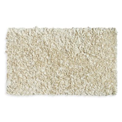 Shaggy Raggy Cream Rug