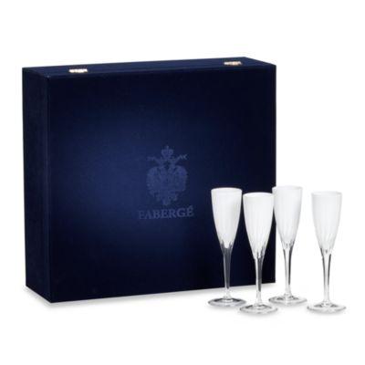 Faberge Blanc Liqueur (Set of 4)
