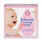 Johnson's® Nursing Pads (60 Count)