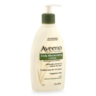 Aveeno® 12-Ounce Daily Moisturizing Lotion