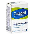 Cetaphil 4.5-Ounce Cleansing Bar for Dry Sensitive Skin