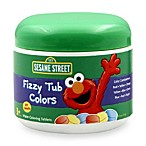 Sesame Street® Bath Collection Fizzy Tub Colors Water Coloring Tablets (24 Tablets)