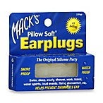 Mack's® Silicone Pillowsoft® Earplugs (2 Pair)