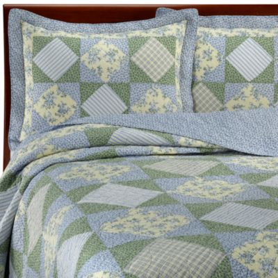 Laura Ashley® Caroline Quilt