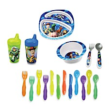 The First Years by Tomy Toy Story Childrens Dinnerware