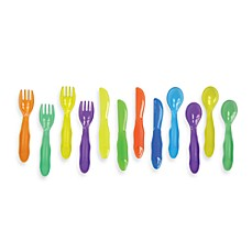 The First Years by Tomy Take & Toss Flatware, BPA-Free