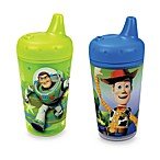 The First Years by Tomy Disney Toy Story 2-Pack Insulated Sippy Cups