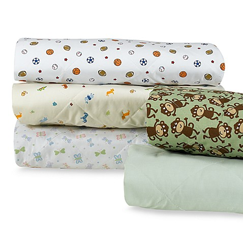 Carter's® Quilted Woven Playard Sheet