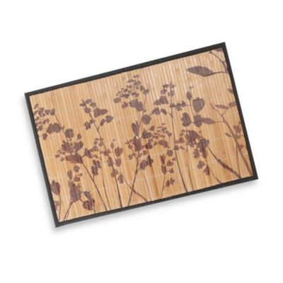 Bamboo Silhouette Placemat