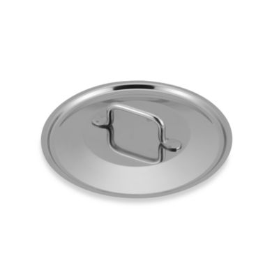 Catering Stainless Steel 9 1/2-Inch Fry Pan