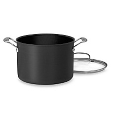 Cuisinart® Chef's Classic™ Nonstick Hard Anodized 8-Quart Stock Pot