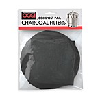 Oggi™ Compost Pail Charcoal Filters (Set of 2)
