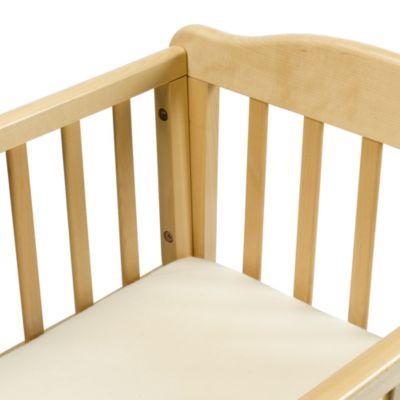 Tadpoles™ Organic Cradle Sheets (Set of 2) - Natural