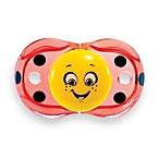 RaZbaby® Keep-it-Kleen Ladybug Pacifier, BPA Free