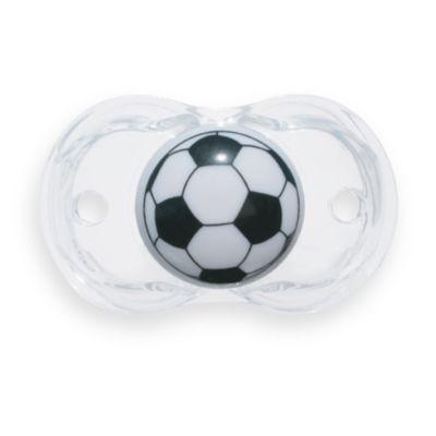 RaZbaby® Keep-it-Kleen Soccer Ball Pacifier