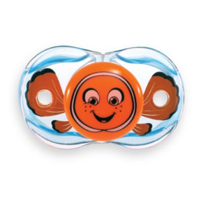 RaZbaby® Keep-it-Kleen Clown Fish Pacifier, BPA Free