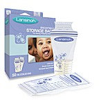 Lansinoh® 50-Count Breastmilk Storage Bags