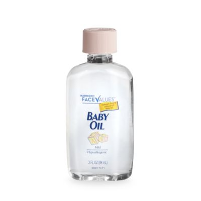 Harmon® Face Values™ 3 oz. Baby Oil