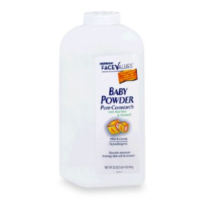 22 Oz. Baby Powder with Cornstarch