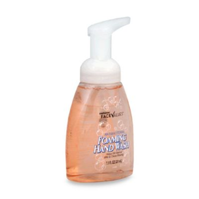 Harmon® Face Values™ 7.50 oz. Antibacterial Foaming Hand Wash