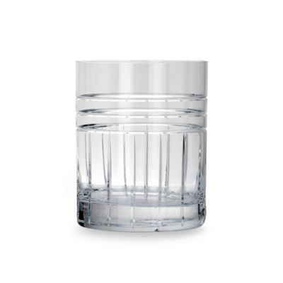 Reed & Barton® Tempo 14-Ounce Double Old Fashioned Glasses (Set of 4)