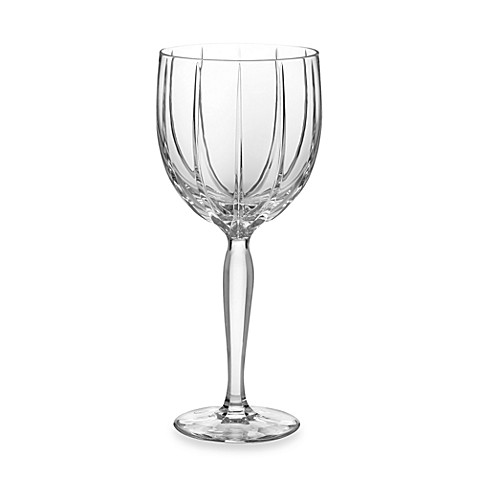 Buy marquis by waterford omega 13 ounce wine glasses set of 4 from bed bath beyond - Waterford colored wine glasses ...